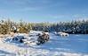 Paysage hivernal l'hiver à St-Narcisse (Gaetan L) Tags: baslaurent gaspésie stnarcisse nikond7000 route132 provincedequébec fleuvestlaurent agriculture paysage landscape ferme farm hiver winter forest