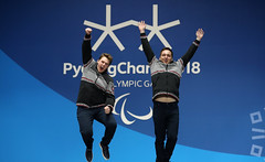 Paralympic_Medal_Ceremony_20 (KOREA.NET - Official page of the Republic of Korea) Tags: 2018 평창 메달시상식 2018평창동계패럴림픽 korea 2018pyeongchangwinterparalympic pyeongchangolympicplaza 평창올림픽플라자
