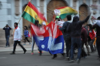 Sucre - Protest