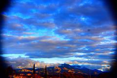 Looking toward the Hualapai Mountains (Woodypug) Tags: mountains mohave county arizona kingman beauty