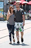 Kelly Brook (antoniusbudyono10) Tags: fulllength pap candid casual skinnyjeans tightjeans sunglasses bubbles rugby swimmingtrunks pda bottledwater bubblesflowing tanktop romance