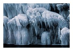 Frozen Waterfall II (u.schmidt) Tags: winter waterfall frozen ice cold water icicles