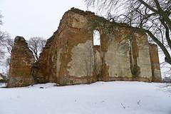 Ruined Church (Jolita Kievišienė) Tags: church abandoned old ghost lithuania lietuva bažnyčia apleista sugriauta past forgotten ruined