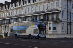 IMGP8420 (Steve Guess) Tags: brighton hove sussex england gb uk stagecoach alexander dennis enviro 400 coastliner 700 bus