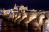 Puente Romano (Andrés Guerrero) Tags: andalucia andalucía bridge cordoba córdoba españa fotografíanocturna guadalquivir night nightphotography noche puente puenteromano river río spain romano