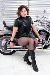 heiß  kalt  hot & cold (Saskia U.) Tags: tgirl crossdresser makeover crossdressing service