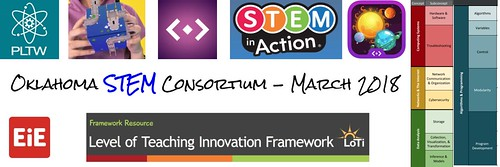 Oklahoma STEM Consortium - March 2018 by Wesley Fryer, on Flickr