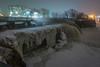 Frozen Rideau (Simon Brazeau) Tags: rideau waterfall winter frozen ottawa snow ice water nikon d800 1635