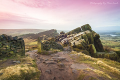 The Roaches Sunrise [EXPLORED] (marc_leach) Tags: sunrise theroaches peakdistrict nationalpark rockformation landscape canon tokina1116mm hencloud