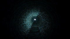 001 The Beginning (vitvalecka Skyrim) Tags: elderscrolls oblivion game fantasy dark dungeon cold light