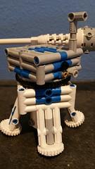 LOR2Periscope (Daddy Ogre) Tags: r2d2 artoo lego technic cubesat lander