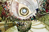 Fortnum and Mason Staircase Christmas 2017 (branestawm2002) Tags: london england uk shopping tourist wide angle wideangle panoramic panorama shop hamper hampers luxury piccadilly harrods christmas festive stairs spiral distorted vertigo