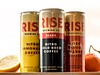 Rise Coffee (Bitter-Sweet-) Tags: vegan drink beverage can coffee coldbrew nitro dairyfree nondairy plantbased caffeine brew rise citrus lemon orange lemonade refreshing chilled product review