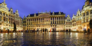 Brussels By Night ♥