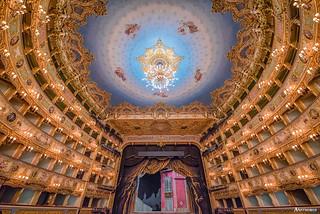 Teatro La Fenice. (The Phoenix)