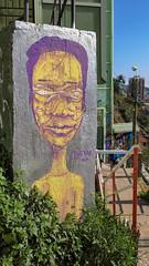 #Valparaiso as seen by #ArturoNahum (Arturo Nahum) Tags: valparaiso chile arturonahum travel viajes unescoworldheritagesite uhd 4k graffiti wallart fachadas facades artwork streetart doors windows puertas ventanas