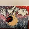 PearPressure (Bubb Y) Tags: peerpressure pear acid lsd acidtrip badtrip graffitiart graffiti streetart popart contemporaryart modernart artist