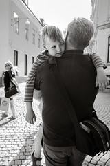 A Tired Young Man ... (Poul_Werner) Tags: gothenburg göteborg sverige sweden bw blackwhitephotos blackandwhite ferie monochrome sommerferie summerbreak summervacation västragötalandslän se