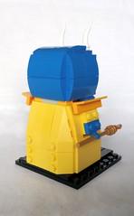 Mas Amedda (instructions coming soon) (tomvanhaelen) Tags: lego star wars custom brickheadz moc mas amedda