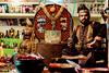 Tobacco Man (Mansoor Bashir) Tags: islamabad islamabadcapitalterritory pakistan pk street streetlife night nightlife urban urbex portrait indian attire