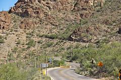 Up the Mountain (craigsanders429) Tags: arizona arizonamountains desert sonorandesert roads road highways mountains mountaincrossing tucsonarizona