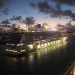 Celebrity Equinox Returning to the Port of Miami (Miami, Florida) - February 24, 2018 thumbnail