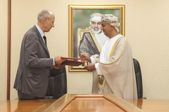 WIPO Director General Visits Oman, Meets Minister (WIPO | OMPI) Tags: wipo ompi francisgurry directorgeneral oman