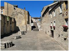 Abbaye de Cluny (abac077) Tags: cluny ruines ruins église church abbaye abbey bourgogne burgundy 2017 saôneetloire nef