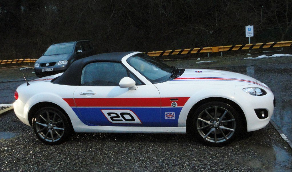 The World's newest photos of mx5 and stripes - Flickr Hive Mind