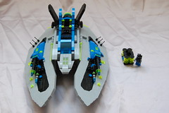 Load and pilot from Star Hawk (sander_koenen92) Tags: lego space moc ship fighter