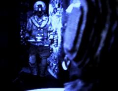 VHS Still from Elliot the movie by Craig Jacobson (36 of 37) (cassandra sechler) Tags: artist bayarea cameraoperator cassandrasechler conceptualartist craigjacobson craigrjacobson craigrobertjacobson ddcp ddcpllc director diyfilm diyfilmmaker diytutorial dreamsfordeadcats dreamsfordeadcatsproductions dreamsfordeadcatsproductionsllc elliot elliotthemovie existential filmstill filmmaker horror hotography indiefilm indiefilmmaker photographer photography sanfrancisco sanfranciscoartist sanfranciscobased scifi sfartist vhs vhsstill video videoartist support indie film movie still indiehorror cyber