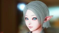 Yuno (Lennik232) Tags: lennik poser cute kawaii fantasy elves longears pose 3d 3dart 3dfantasy