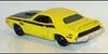 71' Dodge Challenger (3712) HW L1160634 (baffalie) Tags: auto voiture miniature diecast toys jeux jouet car coche us american custom