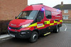 BD67 UKZ (Emergency_Vehicles) Tags: bd67ukz leicestershire fire rescue service lutterworth tacticalresponsevehicle