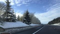 IMG_7182 (Sula Riedlinger) Tags: landscape uklandscape scotland scottishlandscape winter wintersnowscene winterlandscape clouds cloud weather bigsky viewfromcar scenicroad scenicroute snow snowscape win