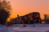 Heading Home (shawn_christie1970) Tags: crystal minnesota unitedstates us winter mnsjunction emd cp3025 soo4598 sooline canadianpacificrailway cpr cppaynesvillesub railroad gp382 gp392