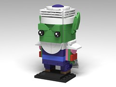 Piccolo, Dragon Ball Z BrickHeadz (headzsets) Tags: lego legobrickheadz brickheadz legomoc legomocs moc afol legophotography dragonball dragonballz dragonballsuper dragonballgt saiyan