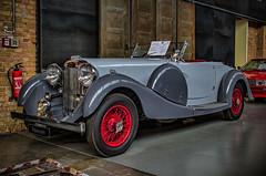 LAGONDA LG45 OPEN TOURER (Peter's HDR-Studio) Tags: petershdrstudio hdr classiccar car oldtimer vintage klassiker auto lagonda classicremise
