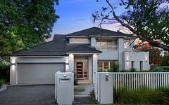 5 Third Avenue, Lane Cove NSW