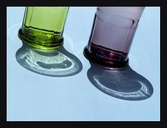 Paso a paso (josuneetxebarriaesparta) Tags: edontziak kristala gerizpea vasos cristal sombra artistic artística