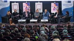 Dyskusja o udziale kobiet w mediach i debacie publicznej