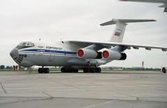 RA-78770 - Berlin Schönefeld (SXF) 27.05.1994 (Jakob_DK) Tags: il76 il76mdk2 ilyushin ilyushinil76 il76candid ilyushin76 ilyushin76mdk2 ilyushinil76mdk2 cargo eddb sxf schönefeld berlinschönefeldairport flughafenberlinschönefeld rff russianairforce 1994 ra78770 roscosmos