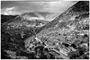 Real de Catorce 2017 (traveller366) Tags: mexico nikond7200 nikon1855 sanluispotosi realdecatorce monochrome landscape mountains desert abandoned