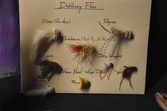 Wonders of Wildlfie National Museum and Aquarium (Adventurer Dustin Holmes) Tags: 2018 wondersofwildlife flies fishingtackle flyfishing dahlbergflies popper deepwiggler flashdancer skipper slider foamhead diver