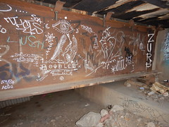 2Much - Anus - Doodles - Certo - Hatsorax (Railroad Rat) Tags: usa america united states colorado graffiti freight train vagabond transient hobo railroad tracks yard switch steel moniker art all colours beautiful acab cutty dumpster dive diving camping hopping riding bombing pieces burners