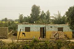outdoor conversation (obsidiana10) Tags: luxor egypt house