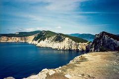 (ニノ Nino) Tags: kodak proimage pro image 100 island islands blue sky olympus mju ii 35mm 35 mm film analog analogue
