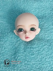FaceUp-Minifee-Ante (PALMY*STYLE) Tags: doll bjd msd fairyland minifee faceup eka ante palmy