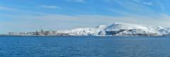 Melkøya Island S9500 (135)_stitch (ZK-NZE) Tags: melkoya island norway norge hurtigruten arctic circle ms lofoten