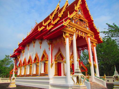 Wat Huai Sai Ngam - Tambon Nong Phlap - Hua Hin